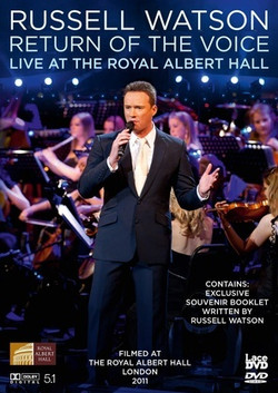 Royal Albert Hall russell watson dvd - Arts Symphonic - Anna Stokes Flute