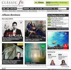Luminance Cd Classic FM CD of the Weekend Jan 2014 Anna Stokes Flute-Lisa Friend-Flute-Mark Kinkaid