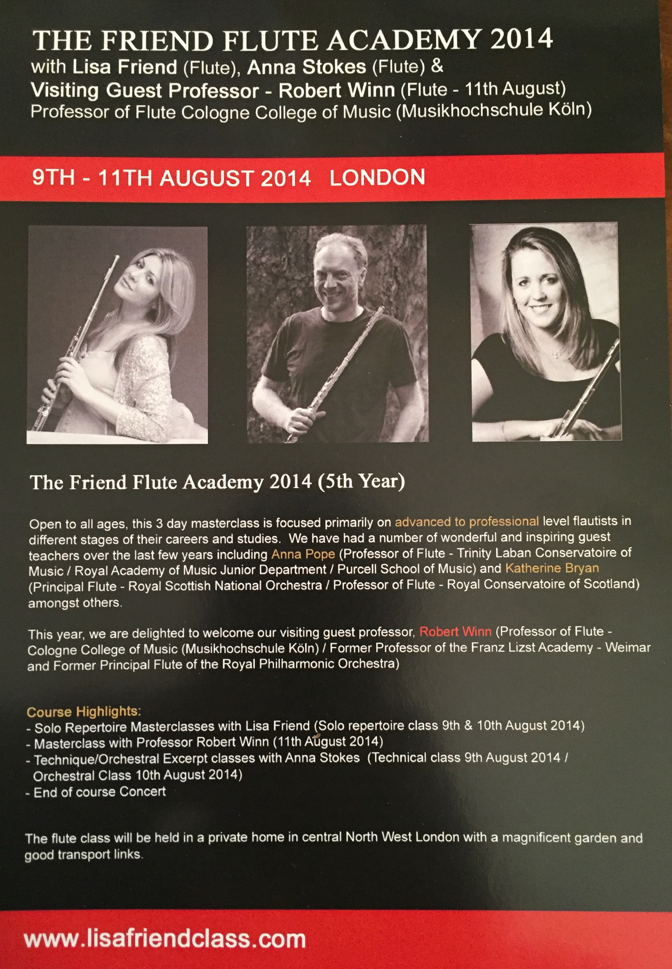 Friend International Flute Academy 2014-Friend-Winn-StokesJPG