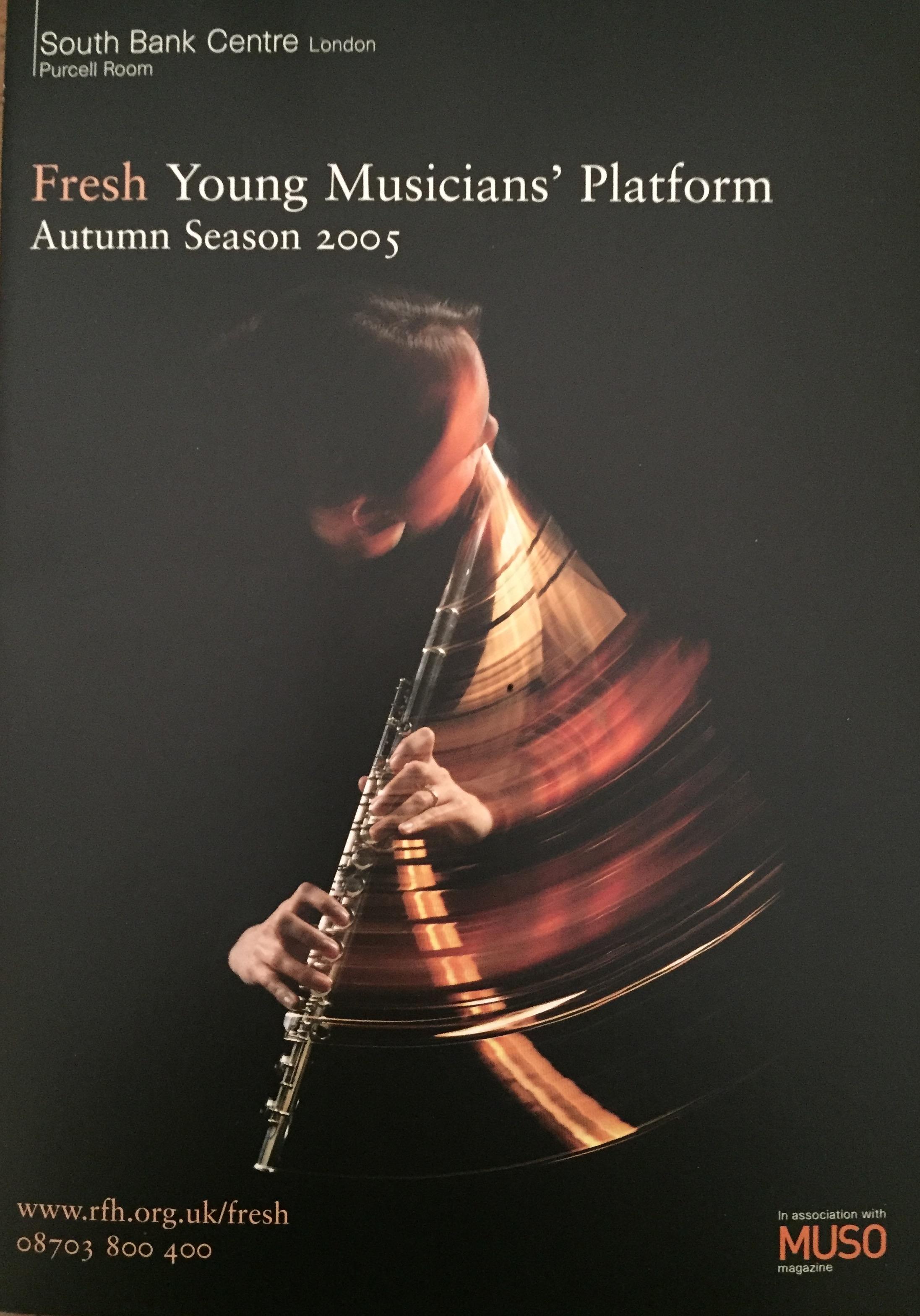 Anna Stokes-Emanuel Ensemble-Purcell Room Recital