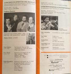 Ticino Musica-Anna Stokes Soloist