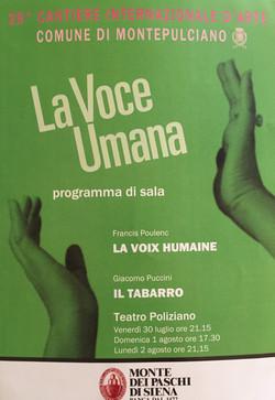 La Voce Umana-Montepulciano-Anna Stokes Flute