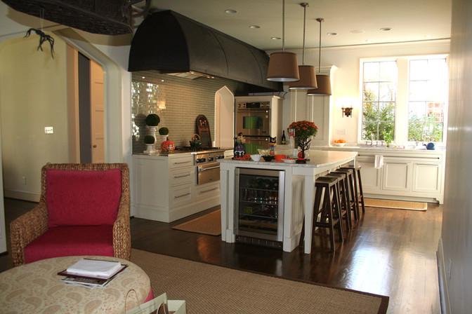 Kitchen in Queens Road West, NC