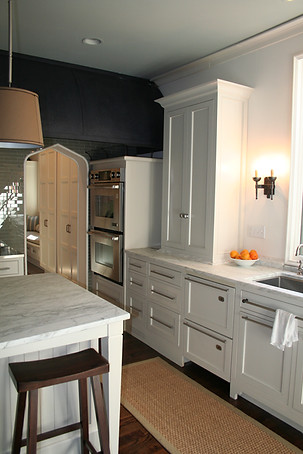 Luxury kitchen in Myers Park, NC