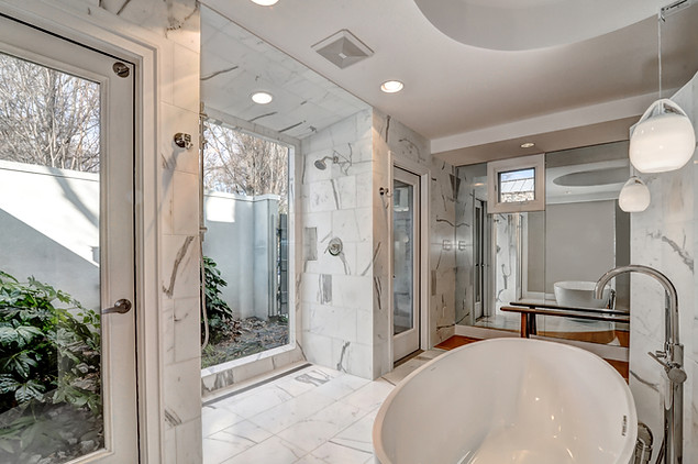 Daylight impact on bathroom design