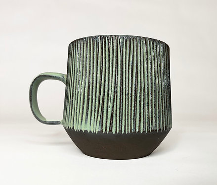 13 oz. Carved Mug