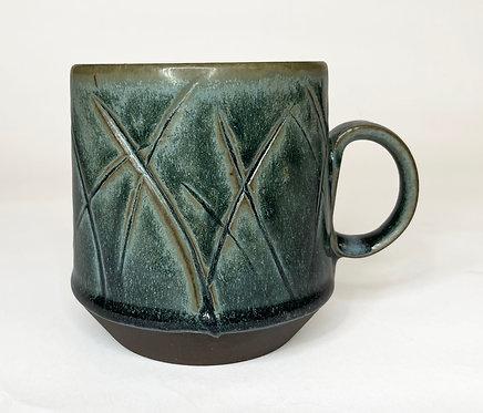 14 oz. Carved Mug