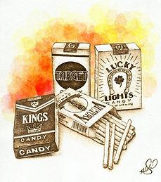 Candy Sticks – Michael O'Shields