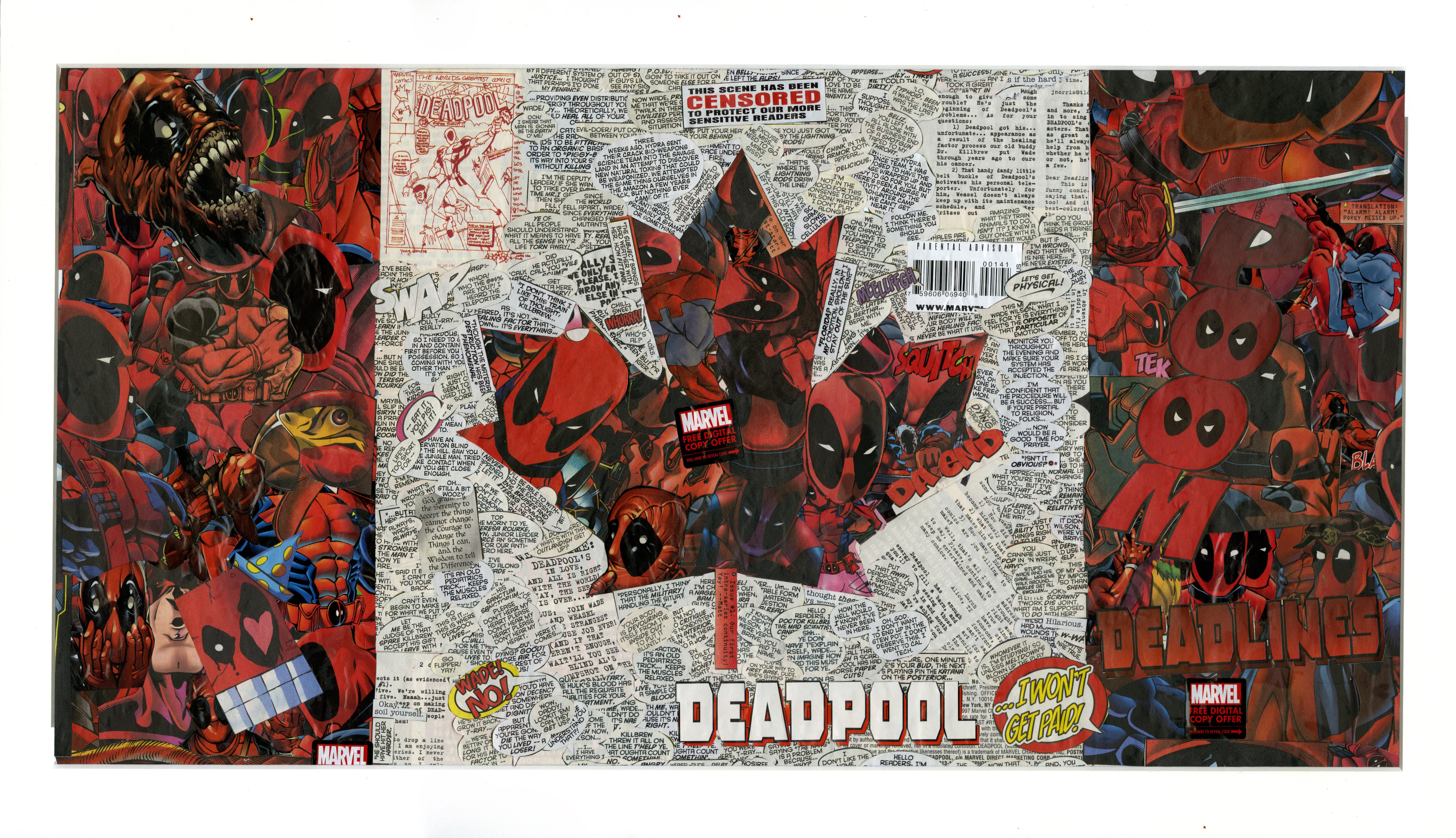 Deadpool Canada