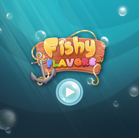 Fishy Flavors Mobile Game Concept: