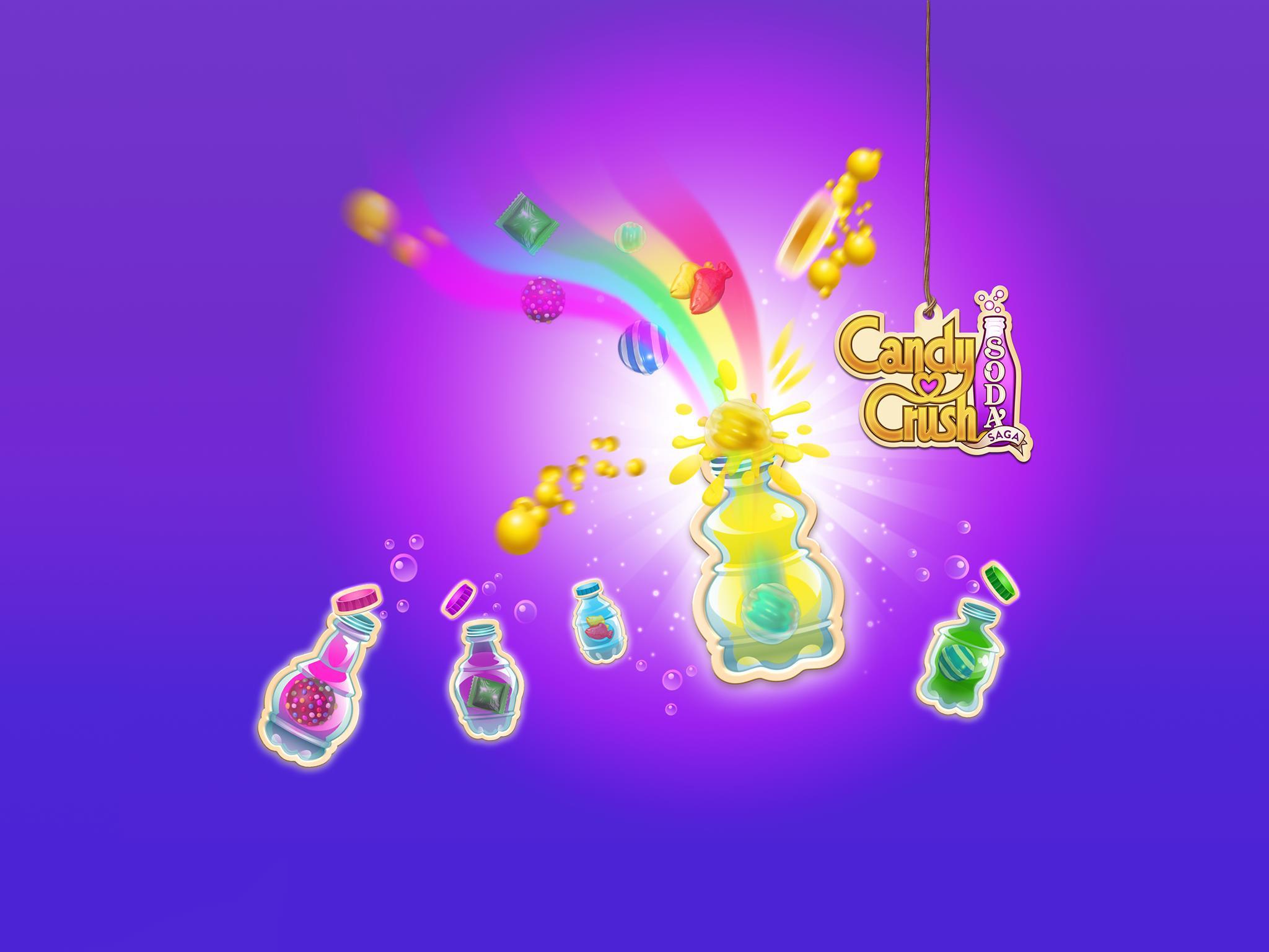 Rainbow Streak Promotional Art