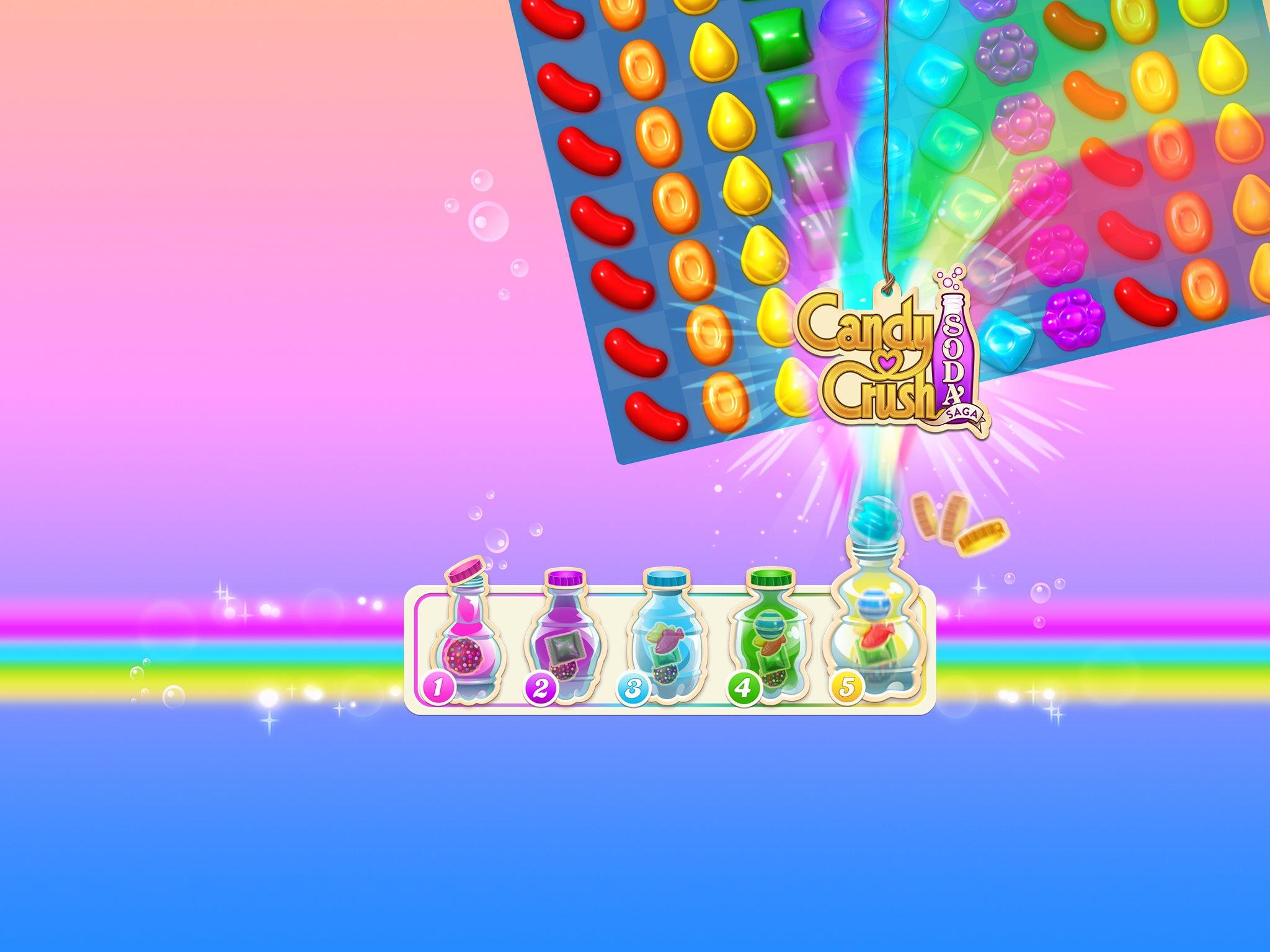 Candy Crush Soda Win Streak