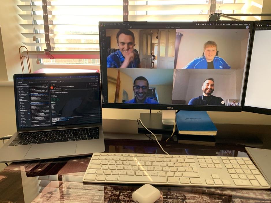 Conformedia Vitual Team Meeting
