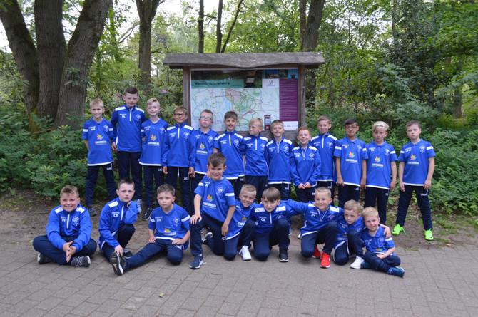 Kids love Conformedia Football Kit