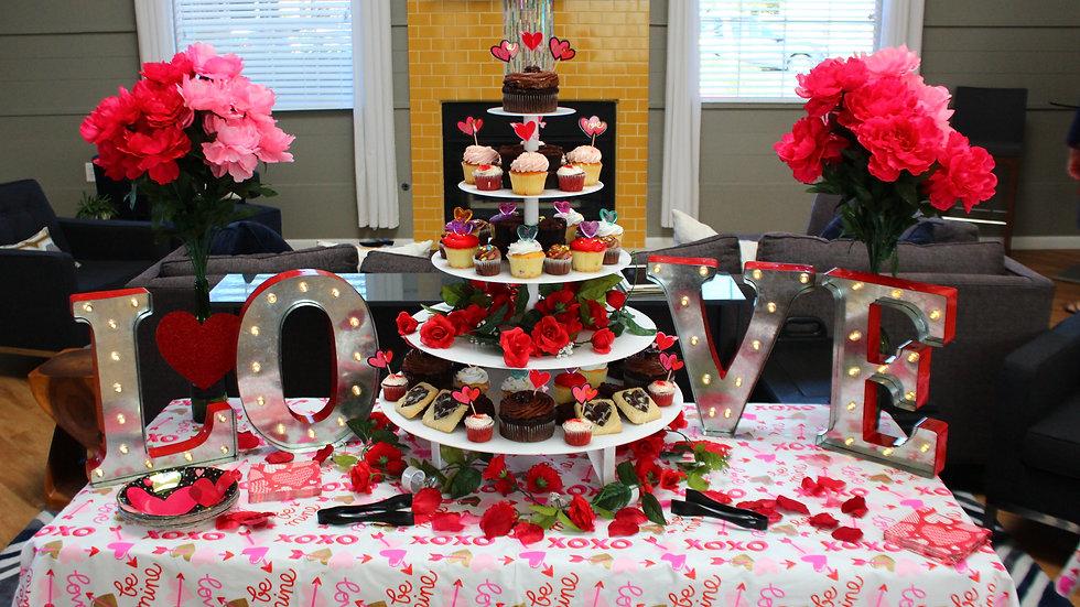 CupcakeTower Social