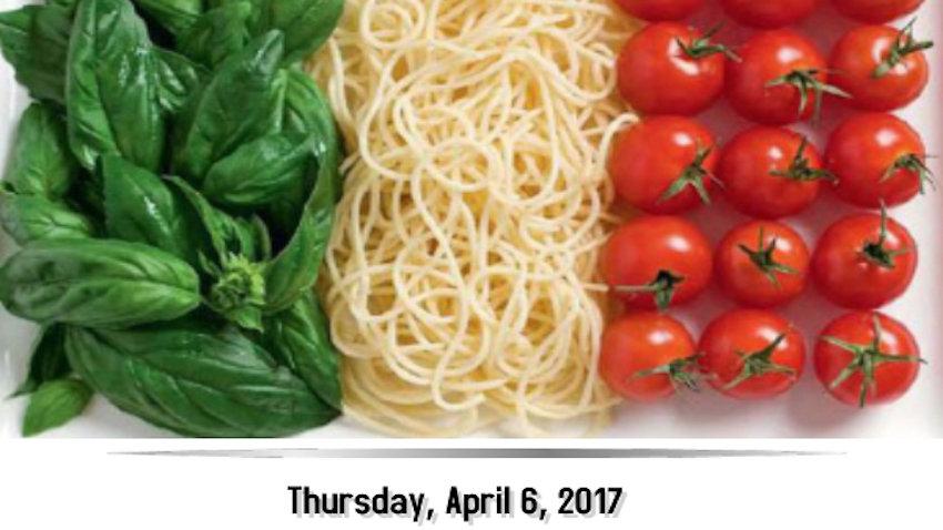 Taste of Italy Night