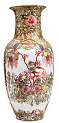 Vase Oriental