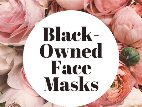 Black-Owned Face Masks to Buy Now