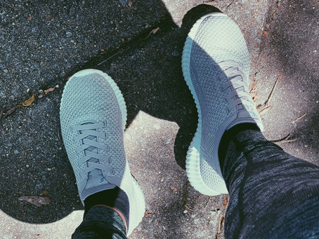 My Favorite Casual Footwear