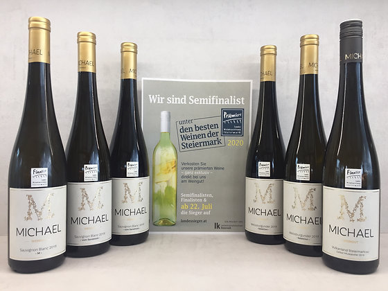 Best of MICHAEL Landesweinbewertung 2020