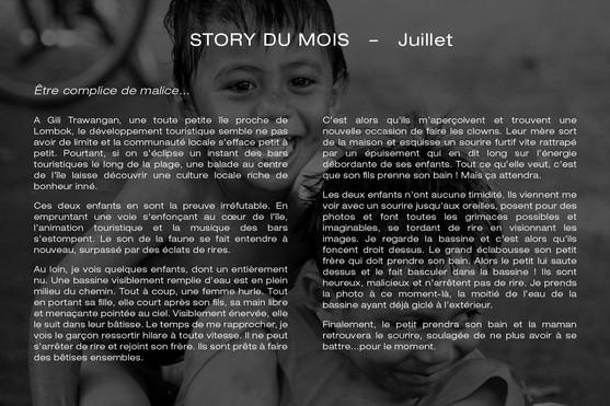 Story Juillet