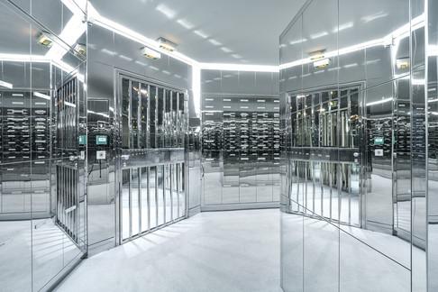 Interior - Bank Vault