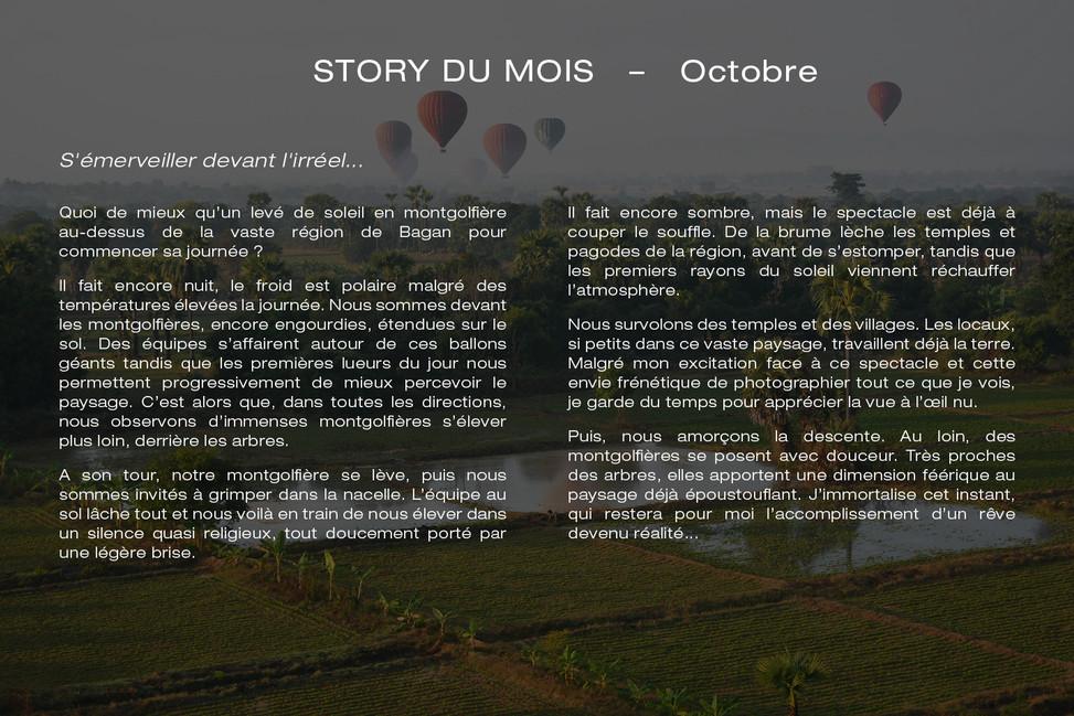 Story Octobre