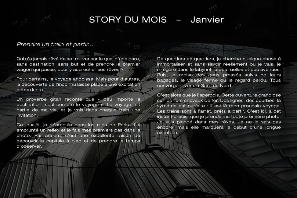 Story Janvier