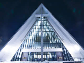 Arctic Cathedral - Norway
