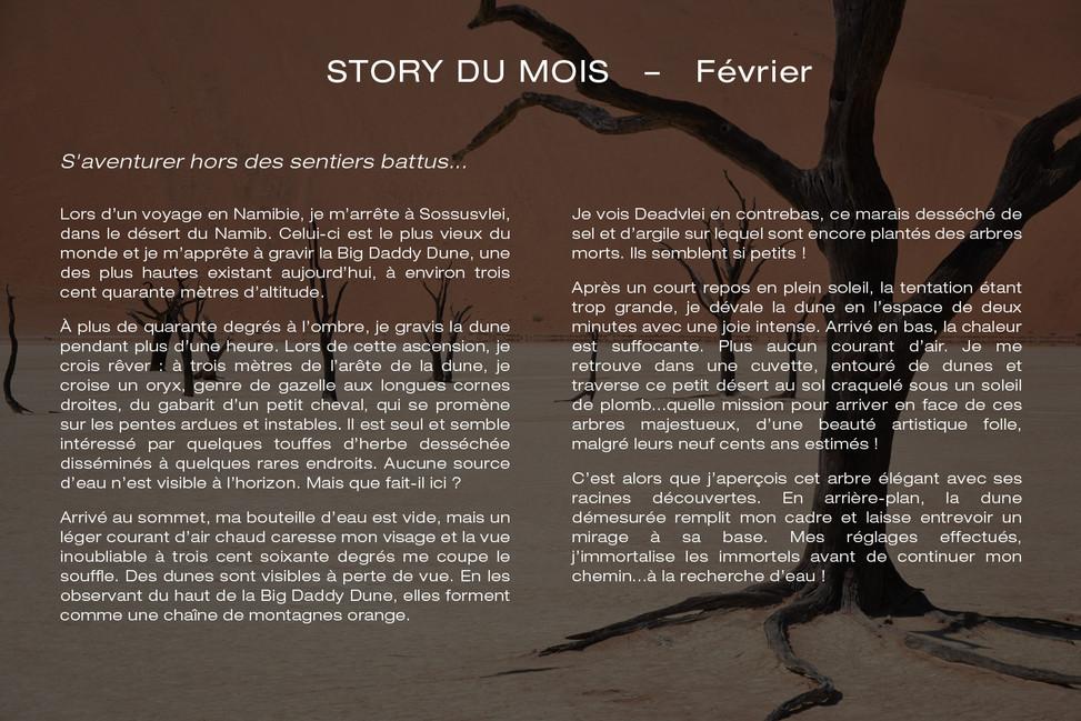 Story Février