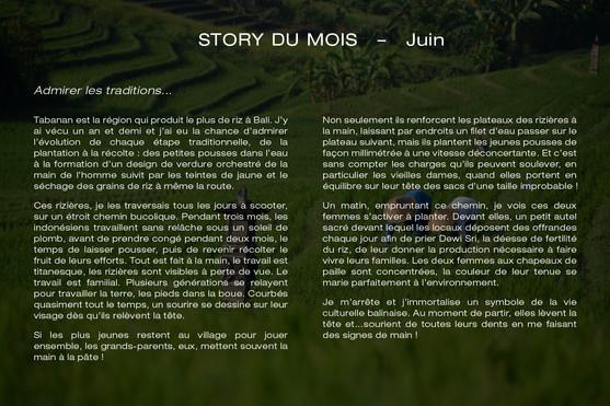 Story Juin