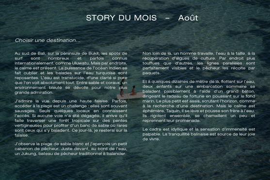 Story Août