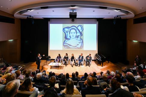 Event - Conférence Nadia Léger
