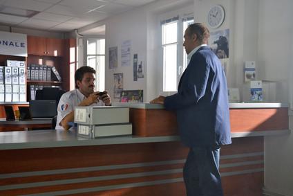Behind the scenes - Pascal Légitimus & Grégoire Ludig