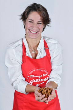 Julie Lutringer - Mange tes Graines
