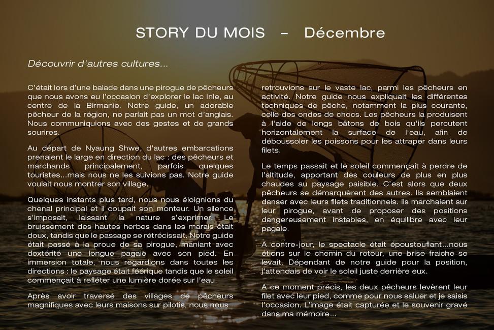 Story Decembre