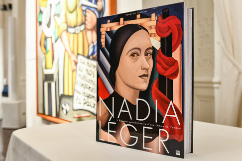 Event - Nadia Léger