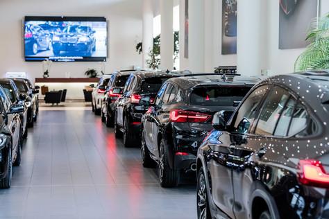 Interior - BMW Paris Vélizy