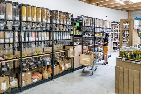 Interior - Supermarché BIO
