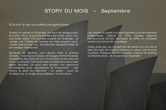 Story Septembre
