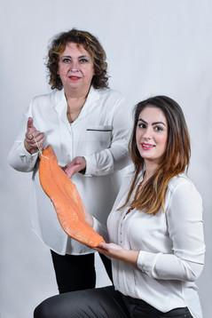Joëlle Sanchez & Charlotte Demeillier - Fumaisons Provinoises