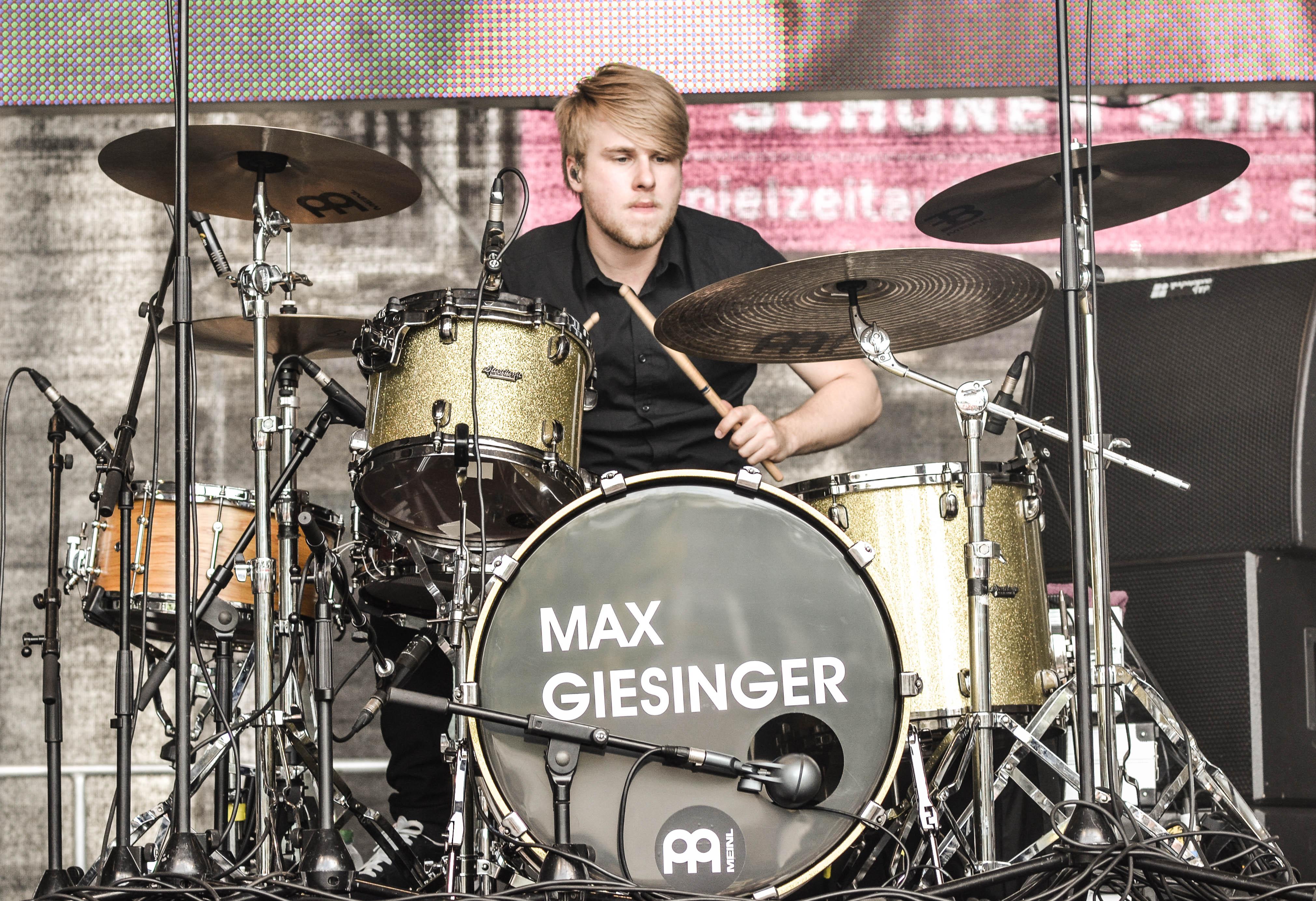 Max Giesinger - Saarbrücken 03.08.20