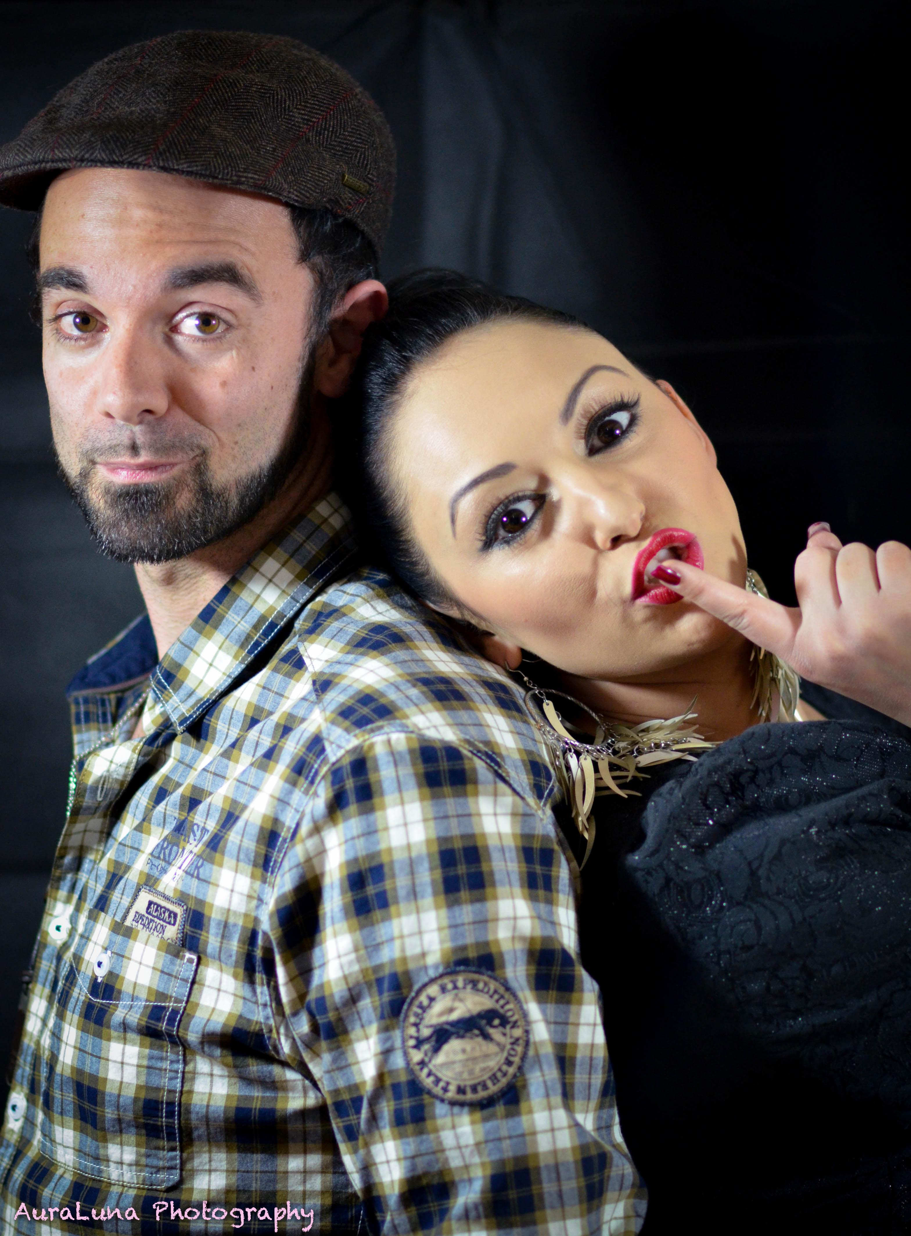 Dominik & Silvia...