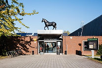 Front entrace to Lee Valley Riding Centre