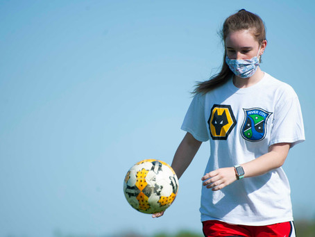 How to Practice Soccer at Home During COVID-19