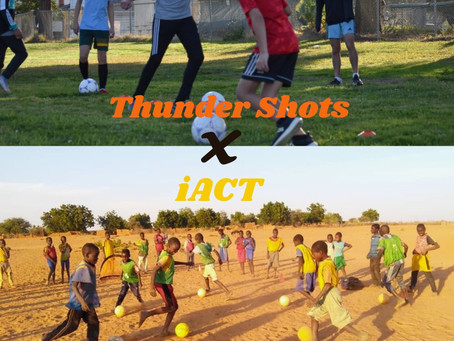 Connecting Communities through Soccer: Refugees United Soccer Academy & Thunder Shots Collaboration