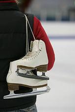 Pair of ice skates
