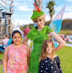 Orlando Princess Parties - Tinkerbell Party