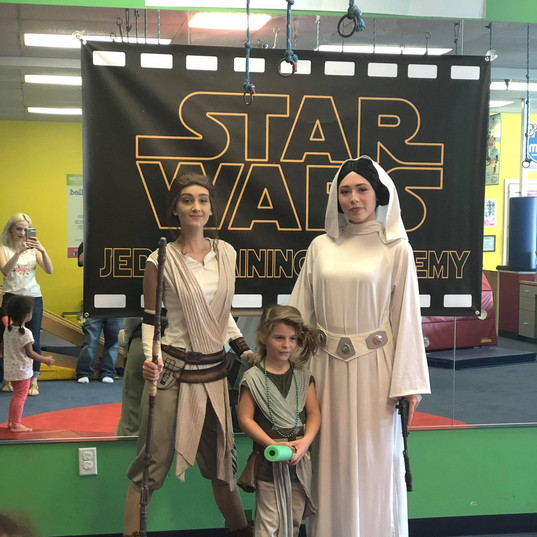 Orlando Superhero Parties - Star Wars Party