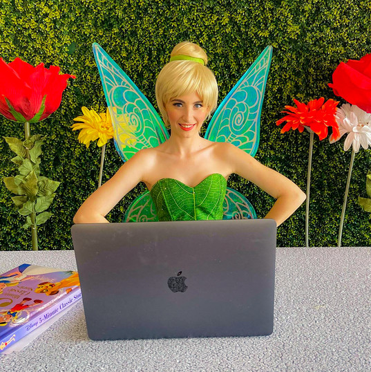 Virtual Chat - Tinkerbell